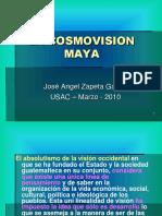 4 Cosmovision Maya José Angel Zapeta