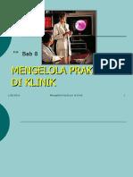 10. Mengelola Praktikum Di Klinik