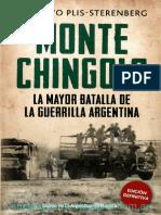 Monte Chingolo, La Mayor Batalla de La Guerrilla Argentina de Gustavo Plis-Sterenberg