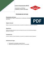 Programa ECCO