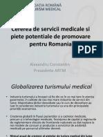 8. Cererea de Servicii de Turism Medical Alexandru Constantin