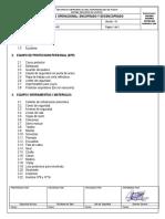 Ect-pe-oc-001 Pets Encofrado y Desencofrado Modificado 19.02.18