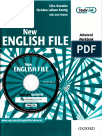 New English File - Workbook Advanced