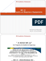 NR -12 - Rotuladora