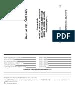 Manual del operador NDR _ español