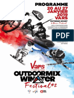 Vars outdoormix winter festival