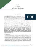 Style and Language