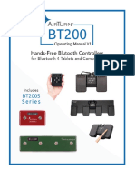 BT200 Family Manual