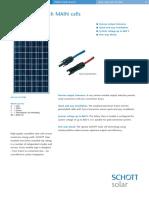 Scheda_Schott Solar-scheda Tecnica