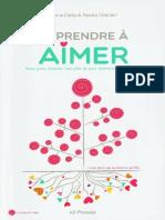 apprendre à aimer pdf .pdf