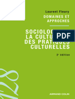 Sociologie de La Culture Et Des Pratiques Culturelles_2011_Laurent Fleury