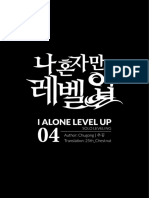 I Alone Level Up [Solo Leveling] Vol.4