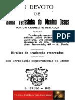 Carmelita Descalço_O Devoto de Santa Teresinha do Menino Jesus.pdf