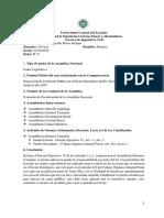 Deber 3 - Identificación de Los Documentos Legales en Comparecencia