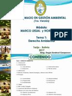 2. Derecho Ambiental