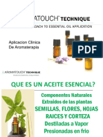 AROMATOUCH Version Para Compartir