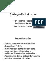 Radiografia Industrial Ppt