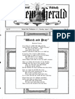review and herald 1920, n.32