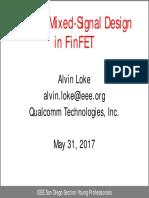 2158-2017_05_IEEE_YP_Loke_FinFET