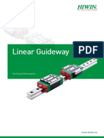 Linear Guideways