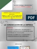 SESION 09- COMUNICACION