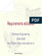 SE - Requirements elicitation.pdf