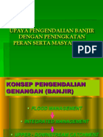 lect13 - PENGENDALIAN BANJIR