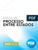 Manual Processos Entre Estados