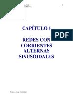Apuntes de Redes. Cap 4. Circuitos Con c.A