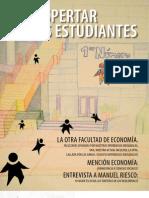 Revista El despertar - Primera edición