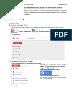 Manual Formulario Google