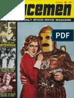 Spaceman 06 Jan 1963