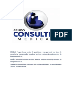 Carta de apresentação  consultec