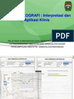 POGI, USG, 2014, Yogya, 15. Kardiotokografi, Interpretasi Dan Aplikasi Klinis, 2