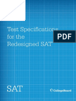 Test Specifications for the Redesigned SAT.pdf