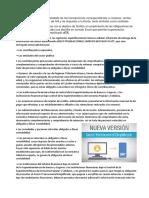 Corresponde a Un Reporte Detallado de Las Transacciones Correspondientes a Compras