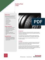 Tire Manufacturing Simulation