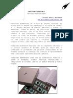 PARTÍCULAS ELEMENTALES libro texto