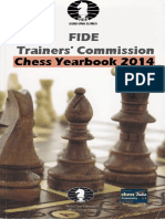 FIDE - Trainers_ Commission. Chess Yearbook 2014