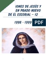 MensajesElEscorial 12 1998 99