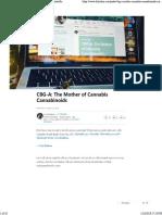 CBG-A_ the Mother of Cannabis Cannabinoids _ LinkedIn