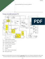 437 Desc, Design and Function-Torque Converter Pressure PC