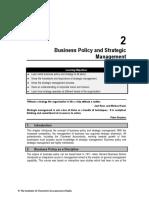 Politica y Estrategia Empresarial Texto Original Ing. Iván Morales Alconini