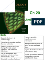 M T Ch20 Antimicrobial Drugs SS10 s