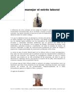 Cómo manejar el estrés laboral.pdf