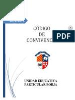 Codigo de Convicencia 2016-2018