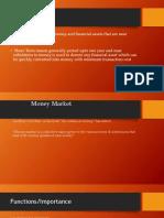 Chapter-8 Money Market