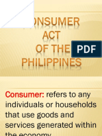 Consumer Act