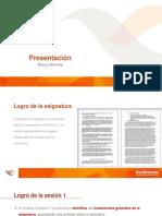 s 1 Presentación