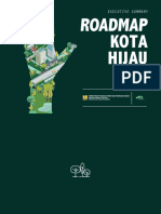 Program Pengembangan Kota Hijau Direktur Bina Penataan Bangunan